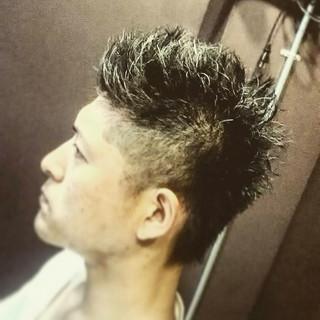 極東undergroundparadeさんのヘアスナップ
