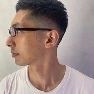 メンズショート メンズヘア メンズスタイル メンズカット ヘアスタイルや髪型の写真・画像