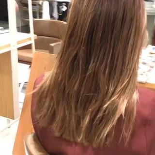 透明感 秋 モード 女子力 ヘアスタイルや髪型の写真・画像