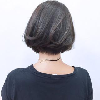 コンサバ モード 渋谷系 ボブ ヘアスタイルや髪型の写真・画像