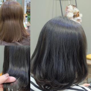 ナチュラル 女子会 オフィス リラックス ヘアスタイルや髪型の写真・画像