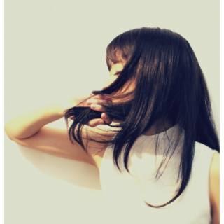 エフォートレス 黒髪 かっこいい 暗髪 ヘアスタイルや髪型の写真・画像