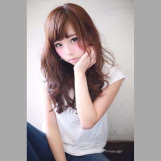 ロング ストリート 大人女子 大人かわいい ヘアスタイルや髪型の写真・画像