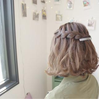 結婚式 ヘアアレンジ 色気 二次会 ヘアスタイルや髪型の写真・画像 ヘアスタイルや髪型の写真・画像