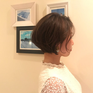 石塚 智美さんのヘアスナップ