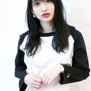 バレンタイン 謝恩会 ナチュラル 抜け感 ヘアスタイルや髪型の写真・画像
