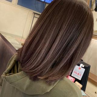 ストリート バレイヤージュ エアータッチ グラデーションカラー ヘアスタイルや髪型の写真・画像