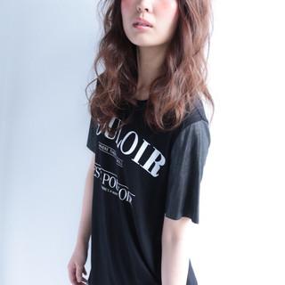 ストリート 夏 コンサバ 大人かわいい ヘアスタイルや髪型の写真・画像