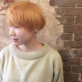 色気 ナチュラル 抜け感 マッシュ ヘアスタイルや髪型の写真・画像