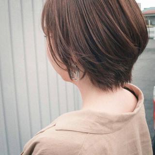 ショートヘア ベリーショート ショート 大人ショート ヘアスタイルや髪型の写真・画像