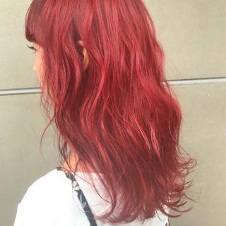 ロング 透明感 ストリート ゆるふわ ヘアスタイルや髪型の写真・画像 ヘアスタイルや髪型の写真・画像