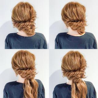 ヘアアレンジ 色気 上品 夏 ヘアスタイルや髪型の写真・画像
