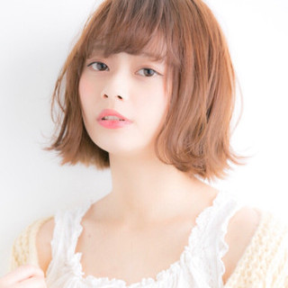 miiさんのヘアスナップ