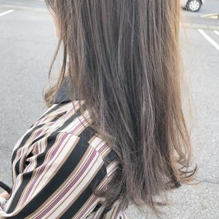ヘアアレンジ 女子力 ロング ナチュラル ヘアスタイルや髪型の写真・画像