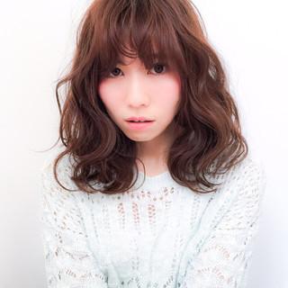 春 フェミニン 大人かわいい 夏 ヘアスタイルや髪型の写真・画像