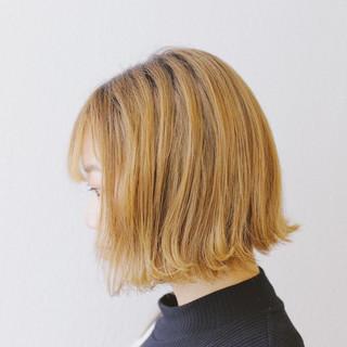 透明感カラー 外国人風カラー ミルクティー 透明感 ヘアスタイルや髪型の写真・画像