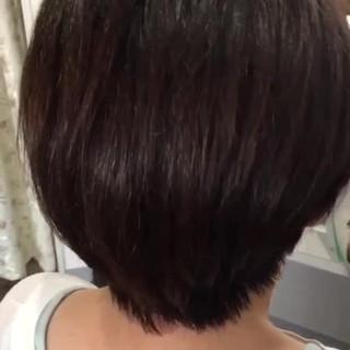 ヘアアレンジ モード パーマ 黒髪 ヘアスタイルや髪型の写真・画像