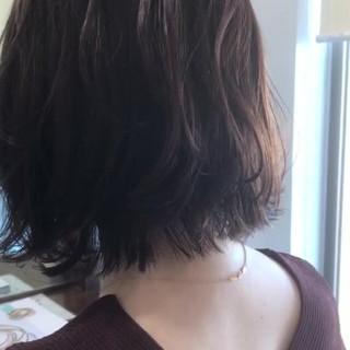 エフォートレス フェミニン デート ナチュラル ヘアスタイルや髪型の写真・画像