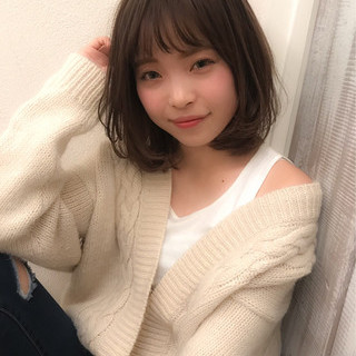 yukaさんのヘアスナップ