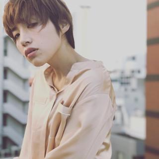 西尾 隆介さんのヘアスナップ