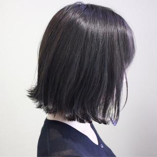 ブルージュ 外国人風カラー ボブ グレージュ ヘアスタイルや髪型の写真・画像