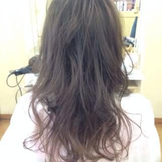 モテ髪 ゆるふわ 愛され コンサバ ヘアスタイルや髪型の写真・画像