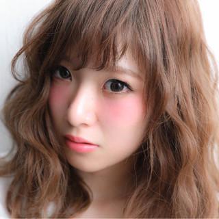 色気 ふわふわ 大人かわいい 甘め ヘアスタイルや髪型の写真・画像