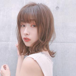 大人かわいい アンニュイほつれヘア ミディアム ヘアアレンジ ヘアスタイルや髪型の写真・画像