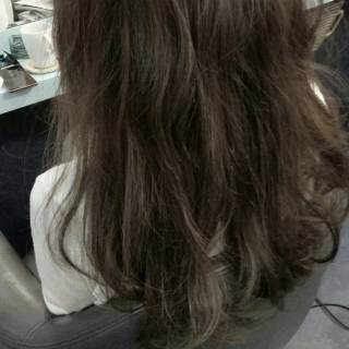外国人風 グラデーションカラー 春 パンク ヘアスタイルや髪型の写真・画像