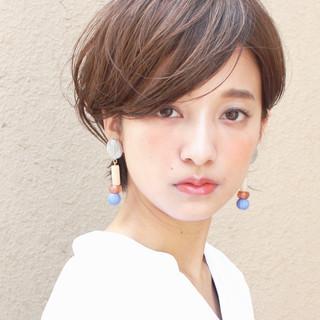 堀越 真さんのヘアスナップ