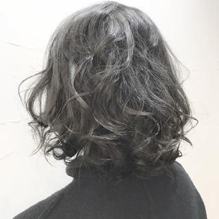 ボブ アッシュ グレージュ ナチュラル ヘアスタイルや髪型の写真・画像 ヘアスタイルや髪型の写真・画像