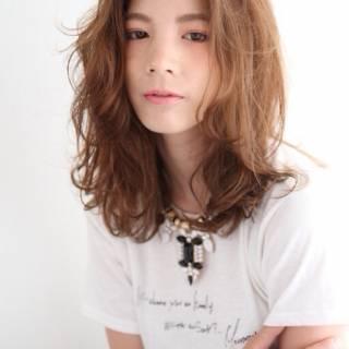 ストリート ガーリー かっこいい 大人かわいい ヘアスタイルや髪型の写真・画像