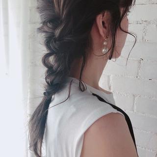 亀山 雪穂さんのヘアスナップ