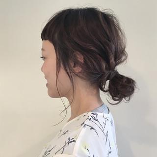 ハイライト 女子会 外国人風 ヘアアレンジ ヘアスタイルや髪型の写真・画像