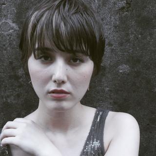 個性的 かっこいい フェミニン ストリート ヘアスタイルや髪型の写真・画像