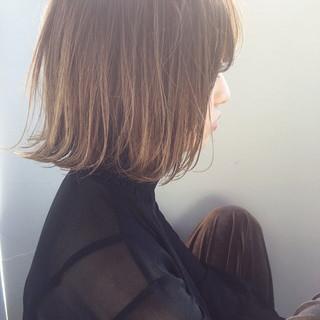 色気 前髪あり 冬 ピュア ヘアスタイルや髪型の写真・画像