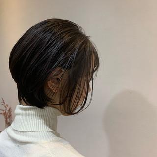 ショート ショートボブ ショートヘア N.オイル ヘアスタイルや髪型の写真・画像