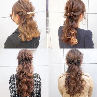 結婚式 デート アンニュイほつれヘア ナチュラル ヘアスタイルや髪型の写真・画像 ヘアスタイルや髪型の写真・画像