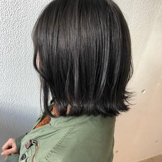 ブリーチ ボブ ダブルカラー グラデーションカラー ヘアスタイルや髪型の写真・画像