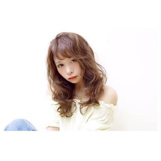 透明感 大人女子 イルミナカラー こなれ感 ヘアスタイルや髪型の写真・画像