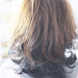 ナチュラル 透明感 大人女子 ブルーアッシュ ヘアスタイルや髪型の写真・画像
