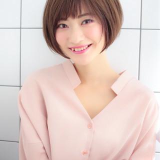 小顔 かわいい ナチュラル 大人かわいい ヘアスタイルや髪型の写真・画像 ヘアスタイルや髪型の写真・画像