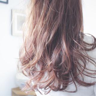 ベージュ ラベンダーアッシュ グレージュ ラベンダー ヘアスタイルや髪型の写真・画像