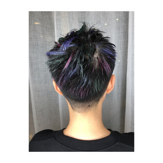 筒井 隆由さんのヘアスナップ