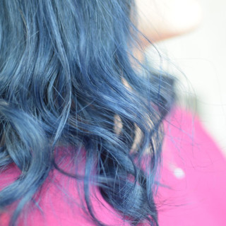 ストリート スポーツ ネイビー ブルー ヘアスタイルや髪型の写真・画像