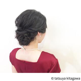エレガント 外国人風 ゆるふわ アップスタイル ヘアスタイルや髪型の写真・画像