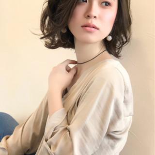 ナチュラル 透明感 大人女子 外国人風 ヘアスタイルや髪型の写真・画像