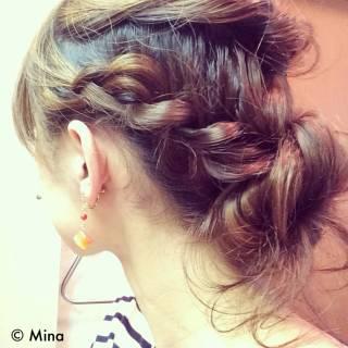 愛され モテ髪 大人かわいい 秋 ヘアスタイルや髪型の写真・画像