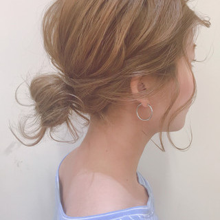 齋藤沙耶佳さんのヘアスナップ