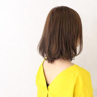 アッシュ ウェーブ デート アンニュイ ヘアスタイルや髪型の写真・画像